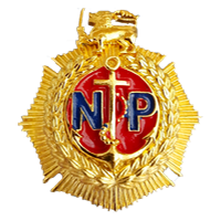 Naval Provost Badge