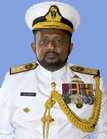 Rear Admiral DEC Jayakody