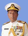 Rear Admiral SWC Mohotty